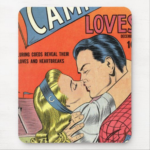 Campus Love Mouse Pad
