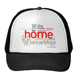 CampWordCloud.jpg Trucker Hat