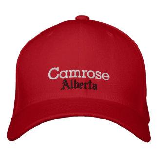 Camrose, gorra de Alberta Gorra De Béisbol Bordada