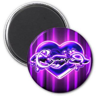 Camryn 2 Inch Round Magnet