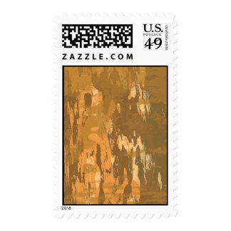 Camuflaje árido de la corteza del desierto sello