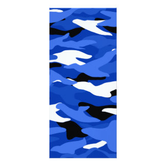 Camuflaje azul lonas personalizadas