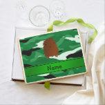 Camuflaje conocido personalizado del verde de