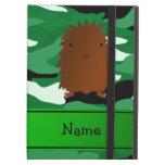 Camuflaje conocido personalizado del verde de Bigf
