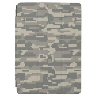 Camuflaje de Digitaces del estilo del ejército Cover De iPad Air
