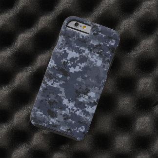 Camuflaje de la marina de guerra duro funda de iPhone 6 tough