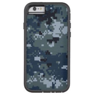 Camuflaje de la marina de guerra NWU Funda Para iPhone 6 Tough Xtreme