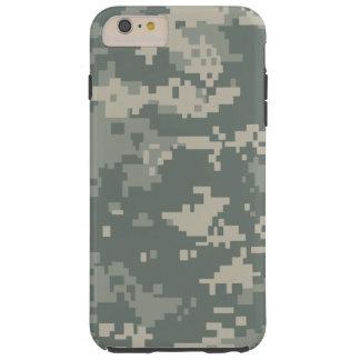 Camuflaje del ACU del ejército Funda De iPhone 6 Plus Tough