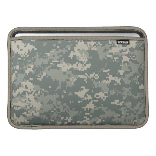 Camuflaje del ACU del ejército Funda Macbook Air