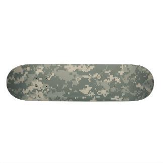 Camuflaje del ACU del ejército Skateboard