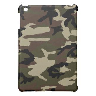 camuflaje del camo iPad mini funda