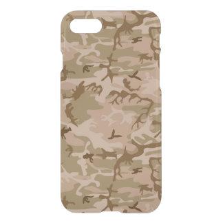 Camuflaje del desierto del ejército funda para iPhone 7