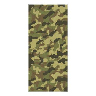 Camuflaje del ejército lonas publicitarias