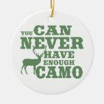 Camuflaje del humor de la caza de los ciervos ornatos