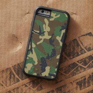 Camuflaje Funda De iPhone 6 Tough Xtreme