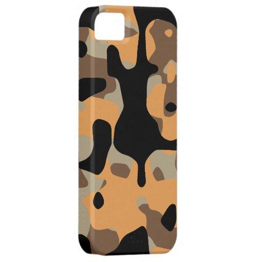 Camuflaje iPhone 5 Case-Mate Cobertura