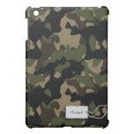 Camuflaje personalizado de los militares iPad mini carcasa