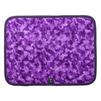 Camuflaje púrpura organizadores