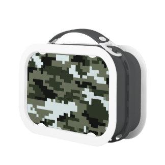 Camuflaje urbano del pixel de 8 pedazos