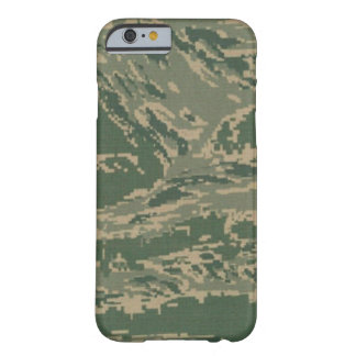 Camuflaje verde militar Barely There de los Funda Barely There iPhone 6