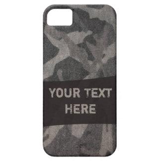 Camuflaje vol. 17 del ejército iPhone 5 carcasas