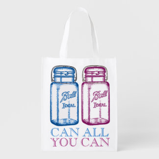 Can All You Can Grocery Bag