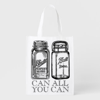 Can All You Can Reusable Grocery Bag