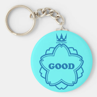 Can be made good the seal (blue) which key chain