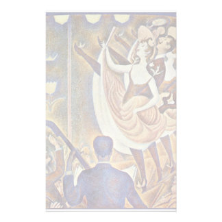Can-Can (Le Chahut) By Seurat Georges Stationery