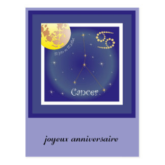 CAN cerium 22 juin outer 22 juillet postcard