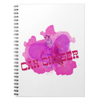 Can Chaser Gifts Note Book