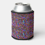 Can Cooler Graphics Sparkling Cosmos Cosmic Stars