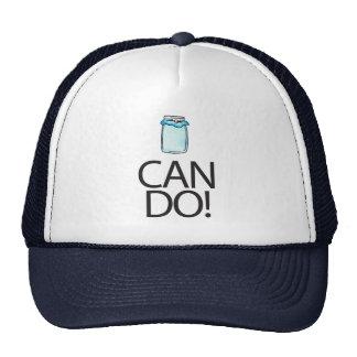 Can Do Trucker Hat
