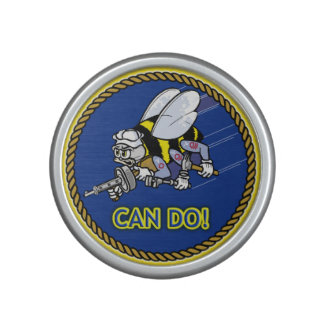 CAN DO! SEABEES BLUETOOTH SPEAKER