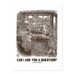 Can I Ask You A Question? (Alice Sheep) Post Card