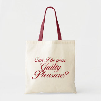 Can I Be Your Guilty Pleasure Tote Bag