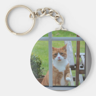 Can I Come In Pumpkin. Keychain