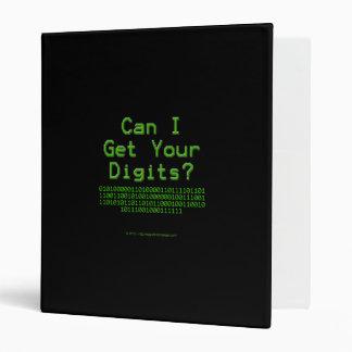 Can I Get Your Digits? - Nerdz Line Binder