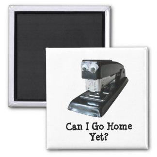 Can I Go Home Yet Googly-Eyed Stapler Magnet