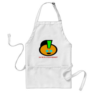 Can I See All of Your Piercings? Adult Apron