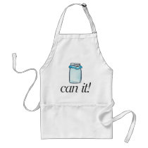 Can It Adult Apron