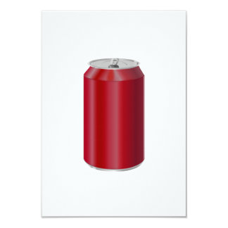 Can of Cola Card