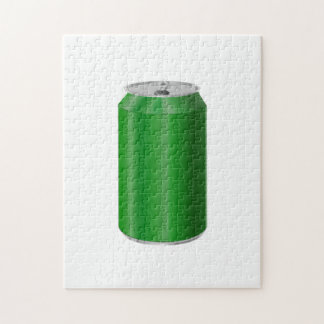 Can of Cola Jigsaw Puzzle
