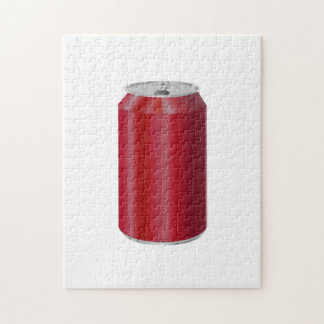 Can of Cola Jigsaw Puzzles