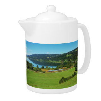 Can of large Alpsee Teapot