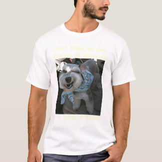 Can of Schnauzer 2 T-Shirt
