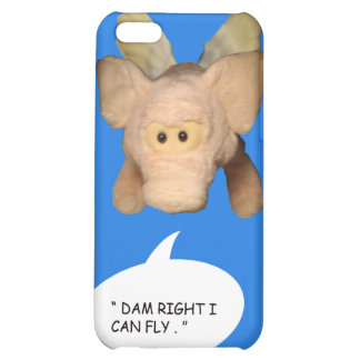 Can pig s fly iPhone 5C cover