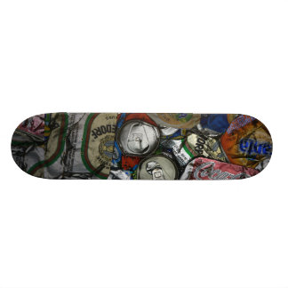Can recycling skateboard