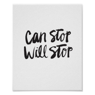 Can Stop Will Stop Poster