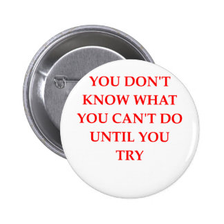 can t do button